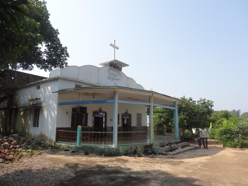 Баптистская церковь, деревня Барангсинг