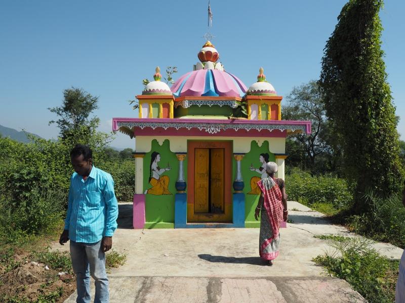 Храм в д. Багасала