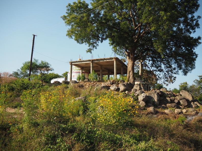 Храм Матар Баном, д. Маричагуда