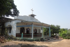 Baptist church in Barangsing