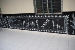 Идитталь в Университете Центурион (худ. Сринивас Гоманго)