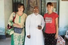 С пастором Джозефом Палаяром, д. Валлада