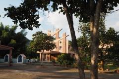 Католическая церковь в д. Меринагар