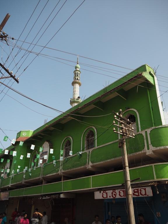 г. Корапут, мечеть