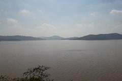 Reservoir of the Upper Kolab Dam