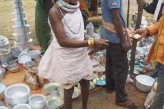 д. Онукуделли, племенной базар