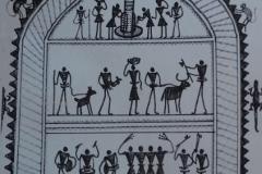 Джанангло сым - божество деревенского дома собраний, дома верховного жреца.